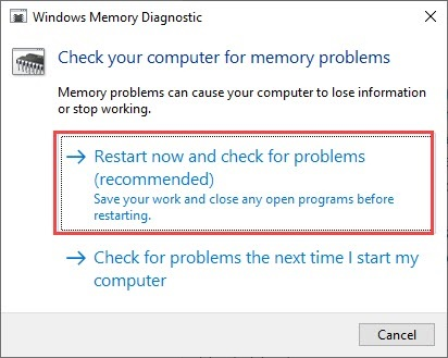 Windows_memory_diagnostic