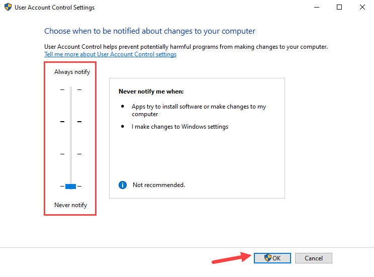 disable_user_account_control_settings