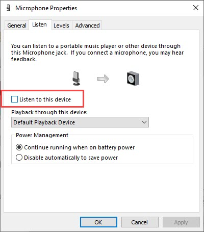 uncheck_listen_to_this_device