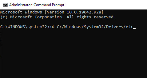 Add_Remote_Computers_IP_Address_To_The_Host_File