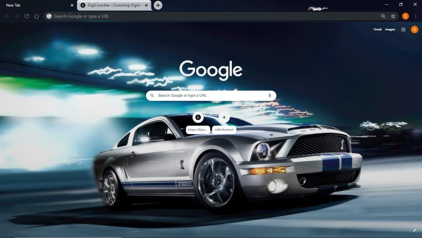 Shelby_GT500_Mustang_Google_chrome_car_theme