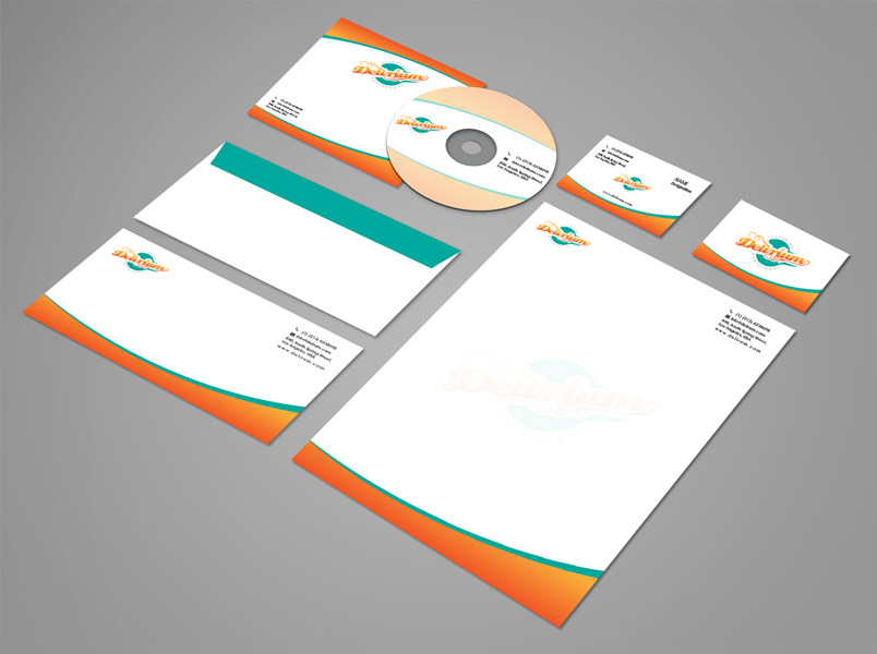 Stationery Design Digics 3