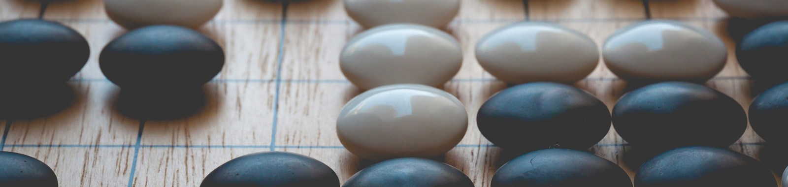 Go or Weiqi (Chinese board game)