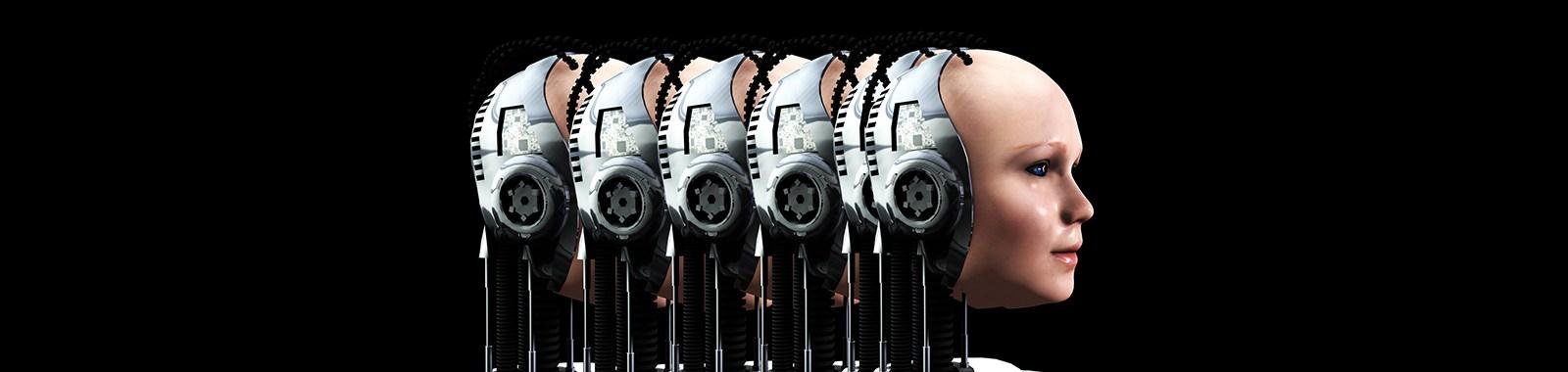 Robot Women 1