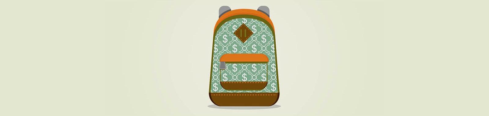 money-backpack-eye