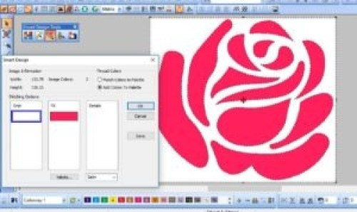 convert image to embroidery file free download