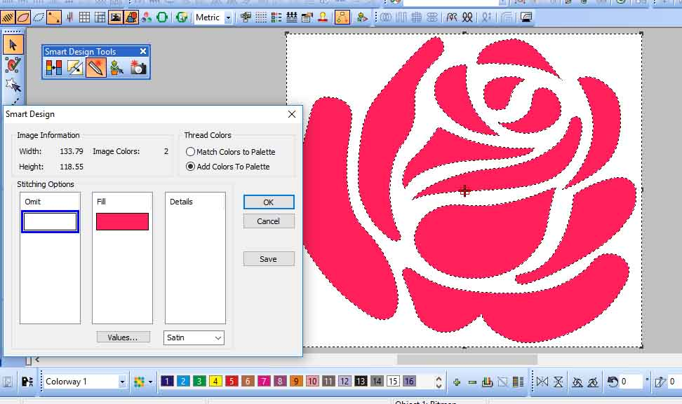 convert image to embroidery file free