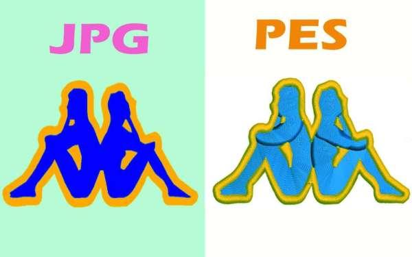 Convert JPG to PES