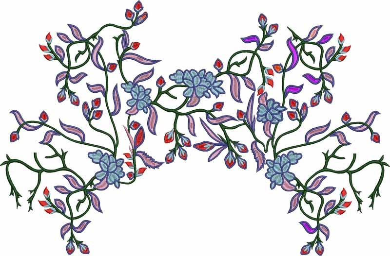 Convert JPG to DST embroidery file