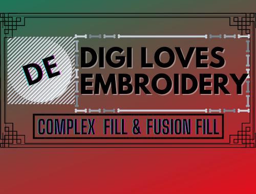 Complex fill and fusion fill