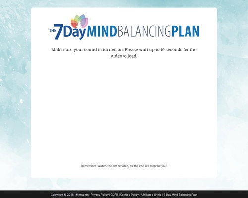 Excessive Converting Sleep Offer – Mind Balancing