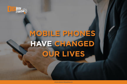 how cell phones changed our lives