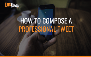 How to Craft A Professional Twitter Tweet