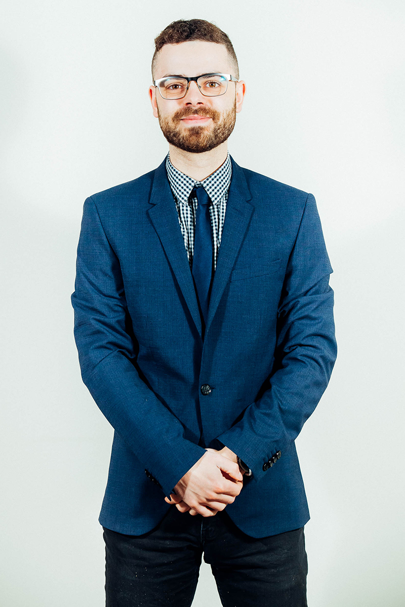 Bradley Thompson Marketing Manager at DigiHype Media Inc.