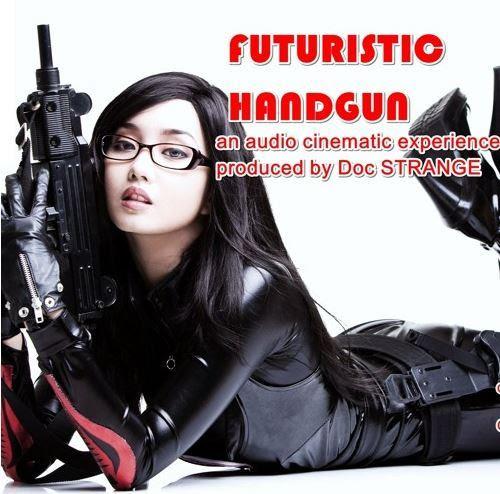 Doc Strange f. Guilty Simpson - Futuristic Handgun