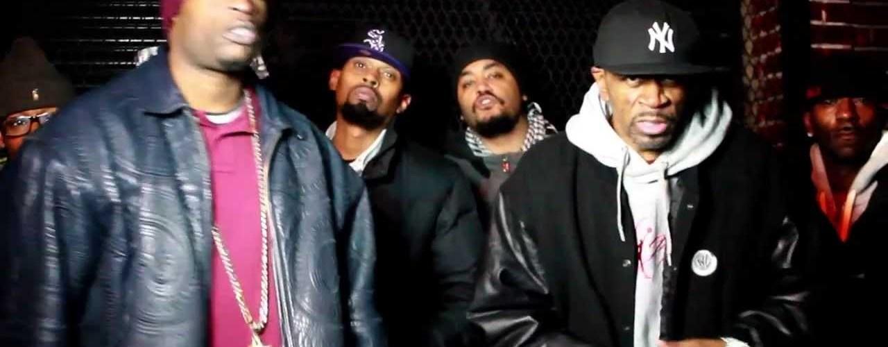 Rap P ft. Jaz-O – Locked In