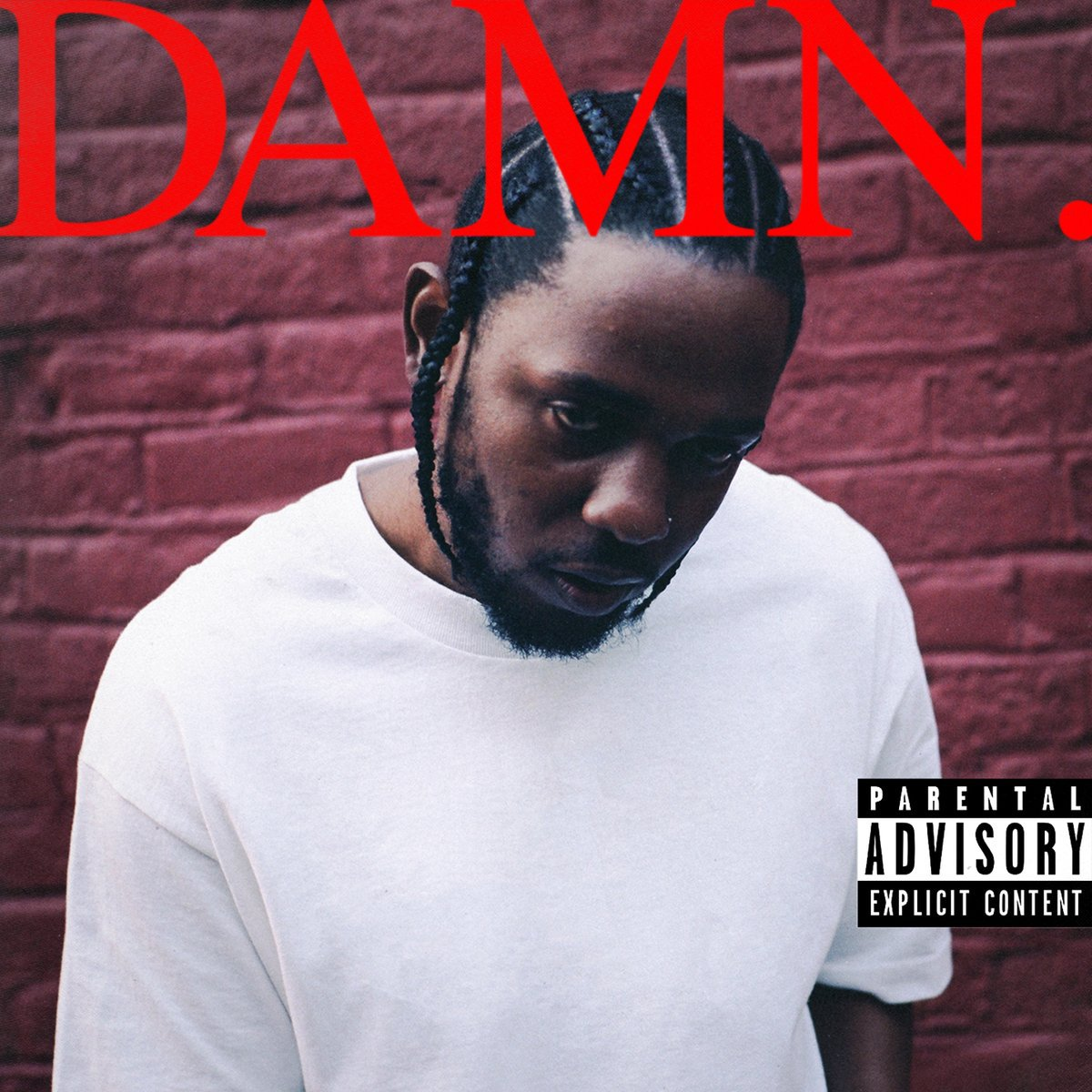 "Kendrick Lamar's Tracklist for New Album ""DAMN."""