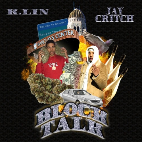 K.LIN - Block Talk ft. Jay Critch