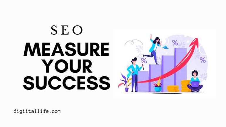SEO measure your success