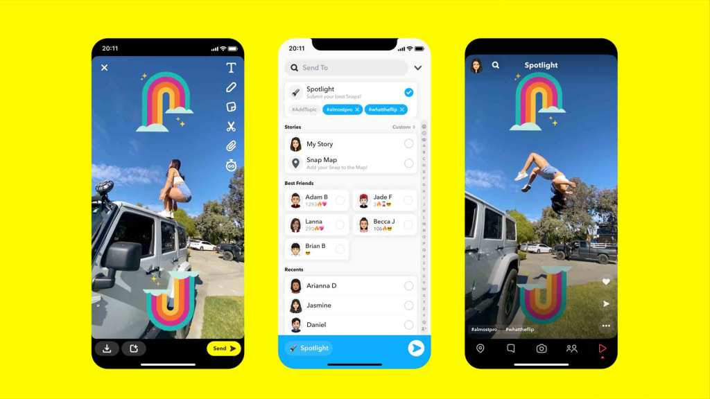 Snapchat Tips, Tricks and Hacks: Get in pro mode