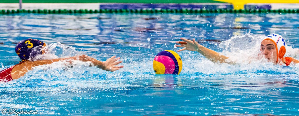 Waterpolo Dames Nederland – Spanje