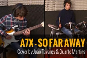 Avenged Sevenfold – So Far Away (Cover)