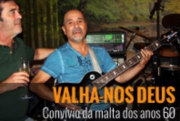 Valha-nos Deus Blues Band @ Convívio da malta dos anos 60 – Setembro 2014