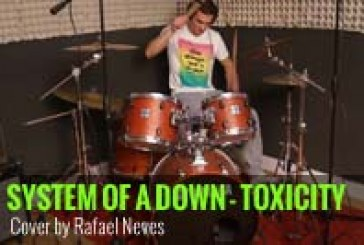 System of a Down – Toxicity – Cover by Tiago Rafael Neves