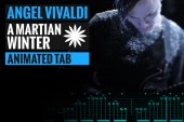 ANGEL VIVALDI – A MARTIAN WINTER – Animated Tab