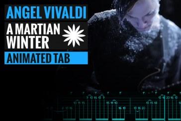 ANGEL VIVALDI – A MARTIAN WINTER – Animated Tab