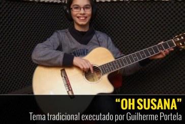 OH SUSANA – Estudo de Guitarra por Guilherme Portela