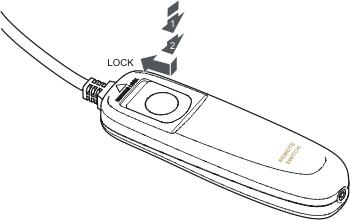CANON TELECOMANDO A FILO per Eos 7D 50D 5D Mark I II e III