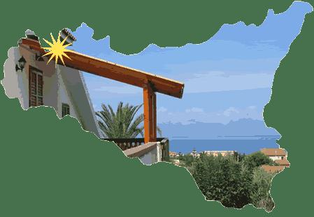 TOUR DI SICILIA CLIKKA SULLA MAPPA PER VISITARE LE LOCALITA