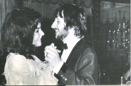 Liz danser med Ringo - eller omvendt...