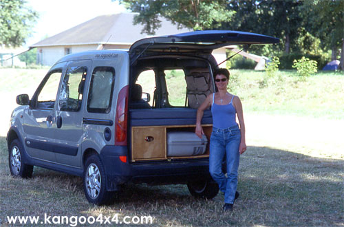 Kangoo Camper Picture to Pin on Pinterest  PinsDaddy