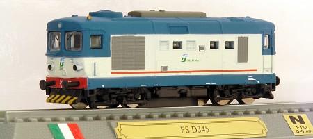 D345 Del Prado