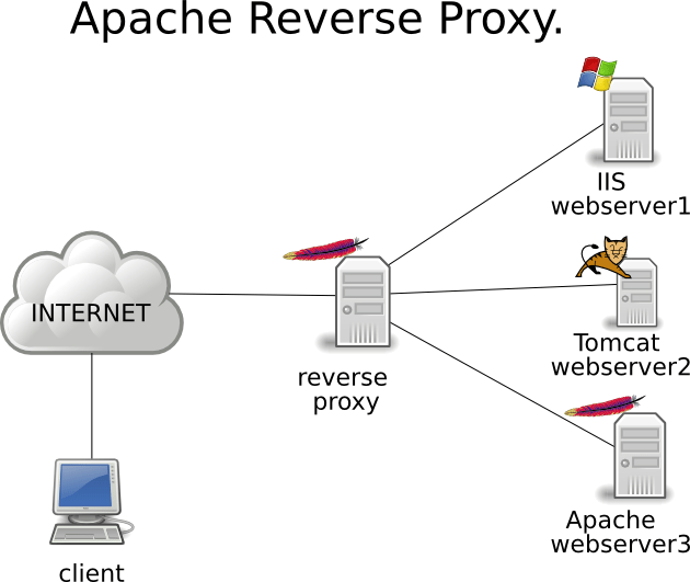 What Is A Reverse / Forward Proxy & NGINX/Apache Reverse Proxy   Nginx vs Apache
