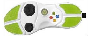 Xbox 360ユーザー向けのゲーマーシューズ