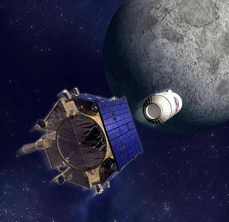 NASAが月を破壊しようと企む