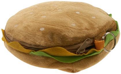 ハンバーガーなCDケース