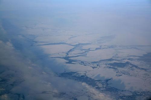 地球は温暖化してるの?センサー不良のためにここ数週間の北極海の海氷面積が過小評価される