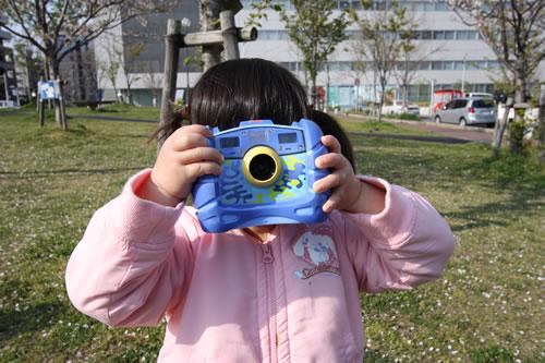 [PR] 子供と一緒に写真を撮りに行こう! 対衝撃・防水のキッズ専用デジカメ『キッズ・タフ・デジタルカメラ』