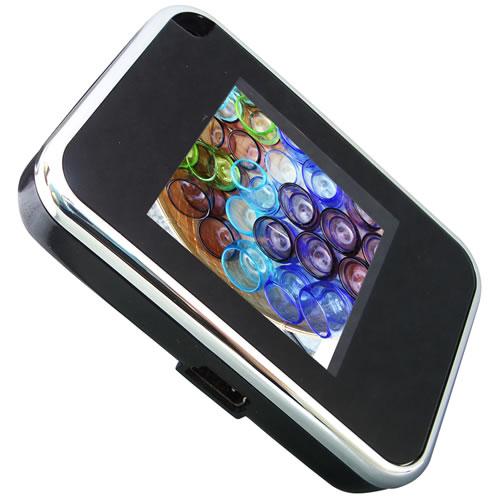 海連、お気に入りの写真を持ち運べるキーホルダー型デジタルフォトフレームを発売