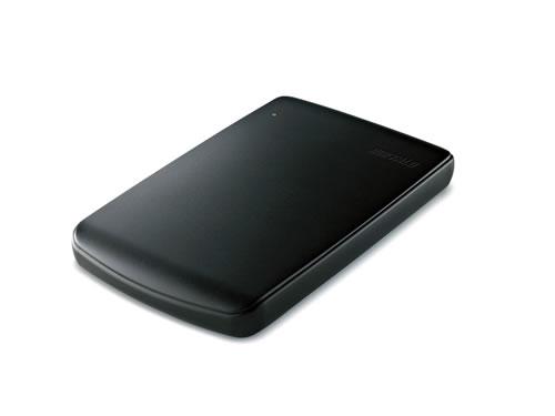 HDDもウスウスが一番? バッファロー、従来製品より6mmも薄くなったポータブルHDD発売
