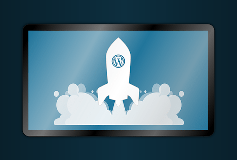 Start WordPress blog