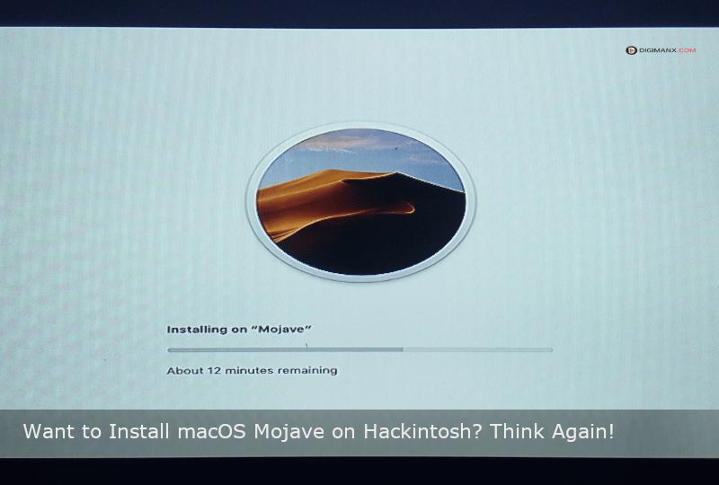 macOS Mojave on Hackintosh
