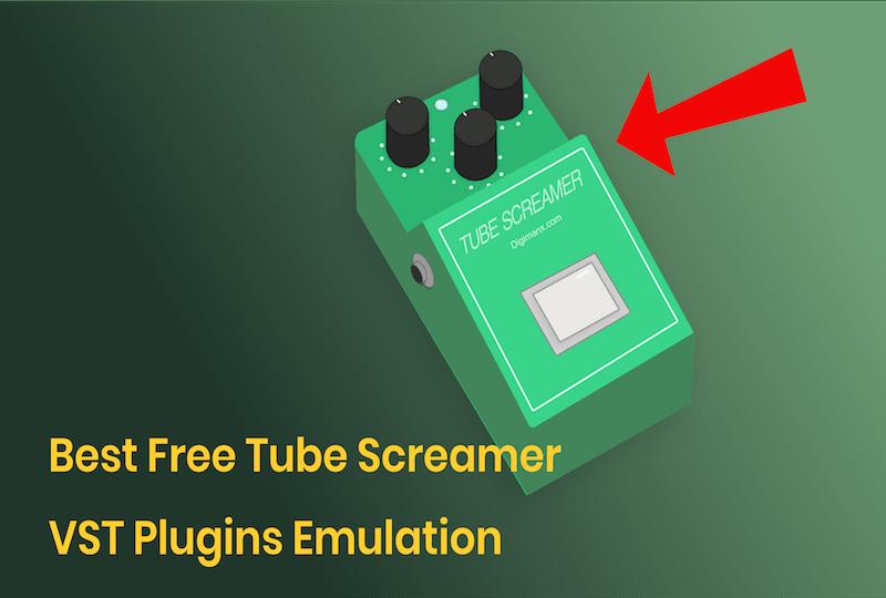 Free Tube Screamer VST