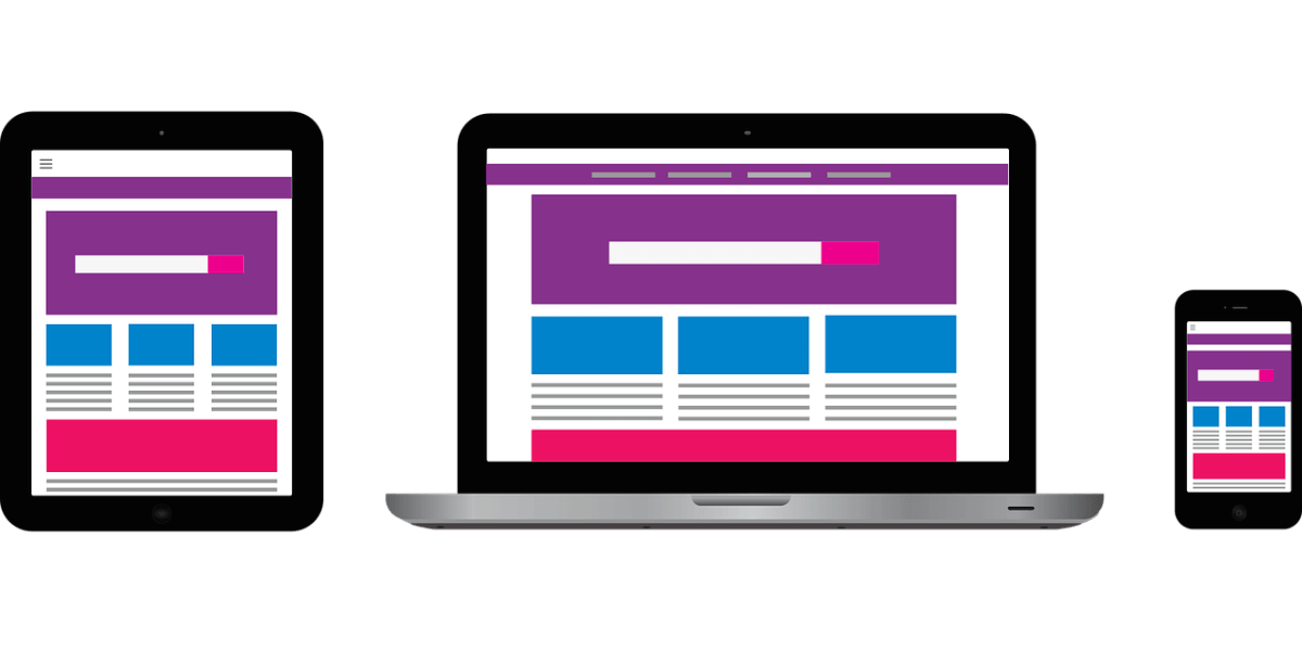 web responsive Digimarketing NC
