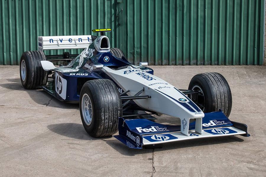 40萬就能把這輛 F1賽車帶回家? | DigiMobee移動生活網