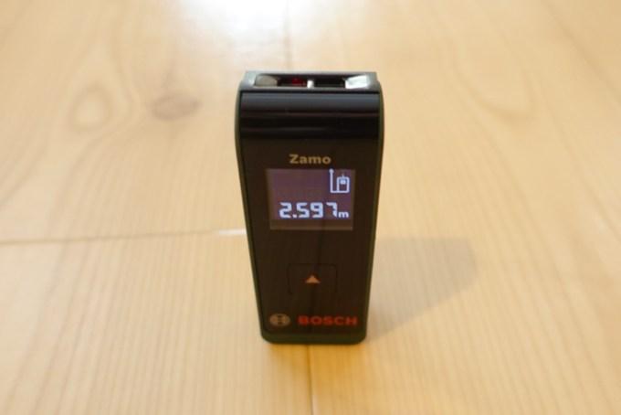 BOSCH(ボッシュ) レーザー距離計 ZAMO2 ディアウォール